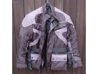 Proto Ladies / Child's Textile Motor Cycle / Bike Jacket ~ Small