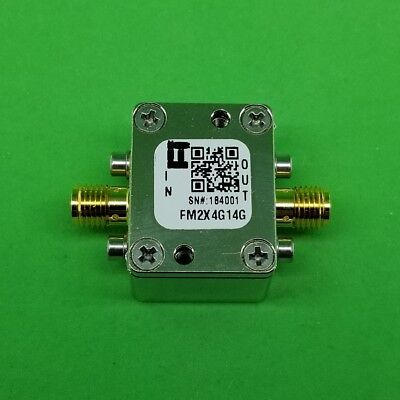Passive Frequency Multiplier X2 Output 4 Ghz To 14 Ghz Fm2x4g14g