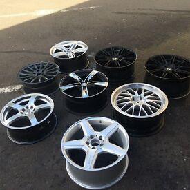 sets & few single wheels