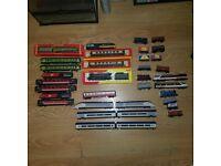 Huge Complete Gauge 00 Collectable Hornby Train Set.