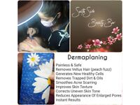 Dermaplaning - Facials - Lash Lift - Tint - Spray Tan - Hair Colouring - Highlights