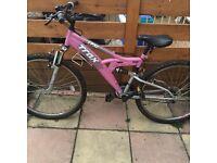 Ladies bike plus lots more items