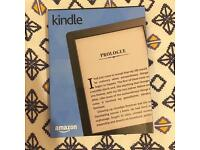 Amazon kindle 8th generation, still sealed in box/brand new