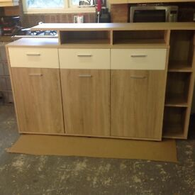 Storage /food cabinette new wigan
