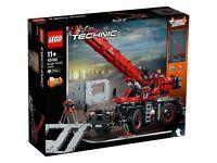 Lego Technic (42082) Rough Terrain Crane BRAND NEW SEALED