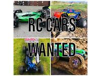 Want all RC cars