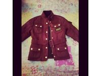 KIDS BARBOUR JACKET XXS 3-4YRS £25