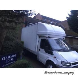 SAME DAY, 24/7 AFFORDABLE MAN WITH LUTON VAN, QUICK EBAY TRANSPORT DELIVERY, RUBBISH WASTE REMOVAL