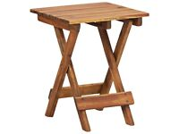 Plant Stand 30x30x38 cm Solid Acacia Wood-46560