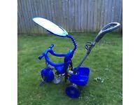 Little Tikes 4 in 1 trike - blue