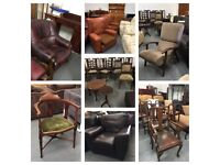 ** CHAIRS & MUCH MORE FOR SALE **