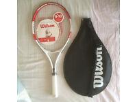 """Brand New - Roger Federer Wilson Tennis Raquet size 25"""""""