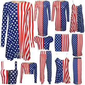 Women American Print Cloths