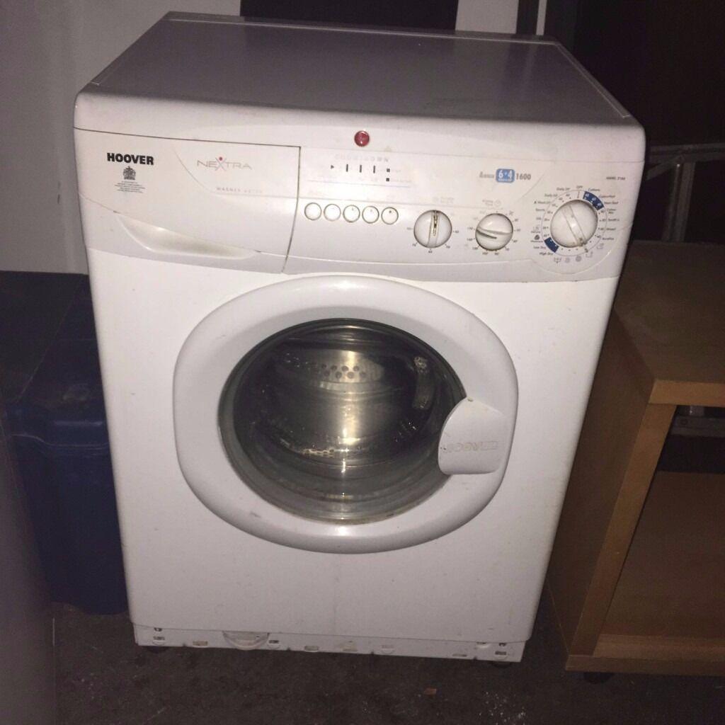 Admirable Hoover Nextra 6 Washer Dryer Manual Wiring Cloud Xeiraioscosaoduqqnet