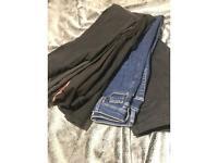 Bundle of size 6-8 skinny jeans (6)