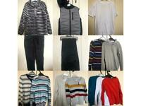 Bundle of Boys Clothes - Age 7-8 mainly