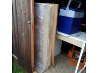 2 sheets of 100mm PIR 1200 x 2400mm Extratherm Boards.