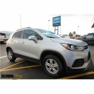 2017 Chevrolet Trax LT | Low KM's | Backup Cam | AWD