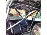 Mk4 golf rollcage r32 gti turbo
