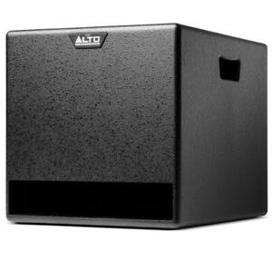 ALTO TX212S 900-Watt 12-inch Powered Subwoofer