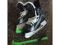 Bauer ice skates uk 12.5