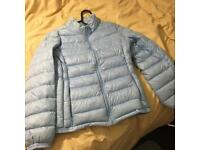 UNIQLO light down and feather jacket