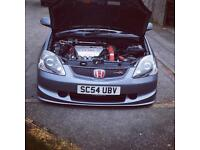 Civic type r swaps for corsa or Astra vxr