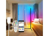 Floor Lamp Colour Changing 140cm Tall