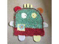 Nursery/kid's bedroom rug/mat