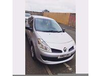 Silver 1.2 Renault Clio