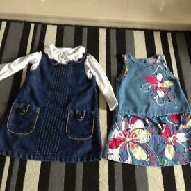 Large bundle of girls 18-24 months clothes