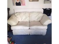2 seater sofa - FREE TO COLLECT!