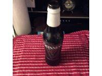 Old Guinness bottle