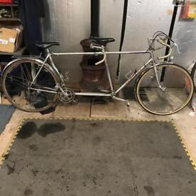 Peugeot tandem bicycle