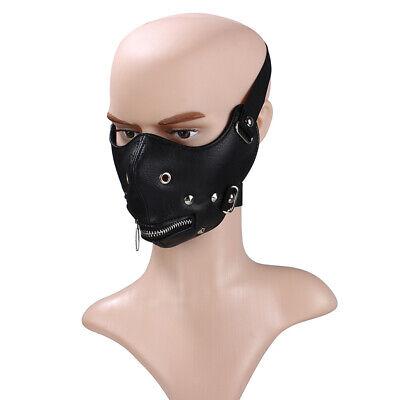 ichtsmaske Motorrad Gesichtsmaske Stützmaske für Unisex (Gothic Für Halloween)