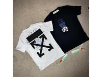 Off white T-shirt Dior T-shirt s - xxxl
