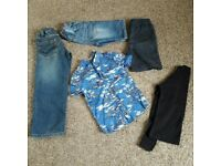 Boys Clothes Bundle Age 5-6 Years (5 Items)