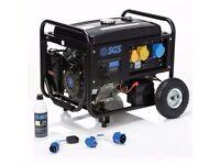 Generator 6500 kVA Nearly new, great condition