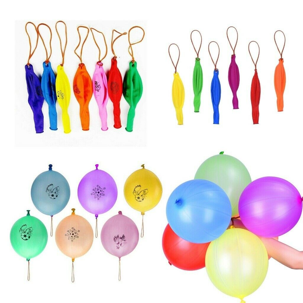 LARGE PUNCH BALLOONS CHILDREN LOOT GOODY PARTY BAGS PINNATA FILLERS TOYS LARGE