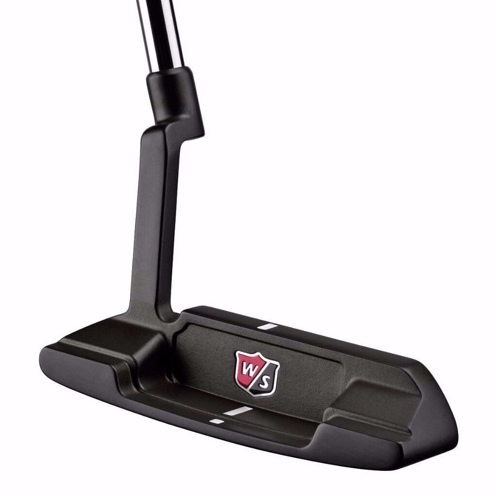 Image result for wilson staff golf putter 8881 BLK