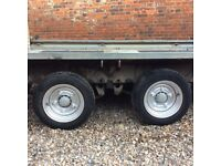 Ifor Williams GX106 Trailer