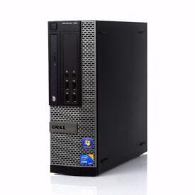 Dell Optiplex 790 Core i7, 8GB RAM, 1TB HDD, Monitor, Keyboard, Mouse Windows 10 Pro, Office 2010.