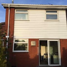Three bedroom semi house Clovelly Grove Sutton Park Runcorn to rent