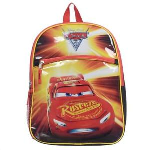 Disney Pixar Cars 3 Rust-EZE Kids Attractive Bag Boys School Backpack