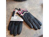 New ladies leather gloves