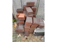 Rosemary clay tiles