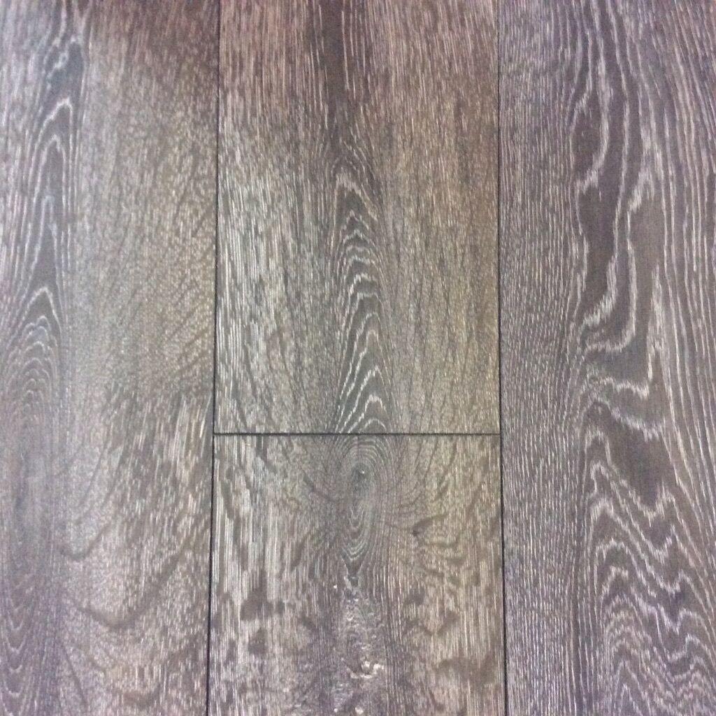 Bedrock Grey Laminate Flooring Hardwearing Easyloc Clic System With Free Underlay