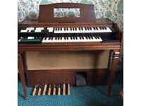 Organ - Wurlitzer vintage electric