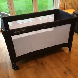 BabyDan Travel Cot