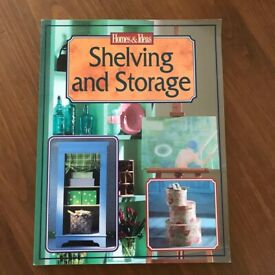 Homes & Ideas - Shelving & Storage By Annie Ashworth (Paperback )